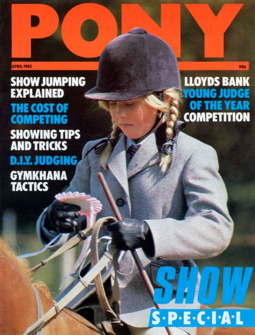 Pony magazine - April 1983