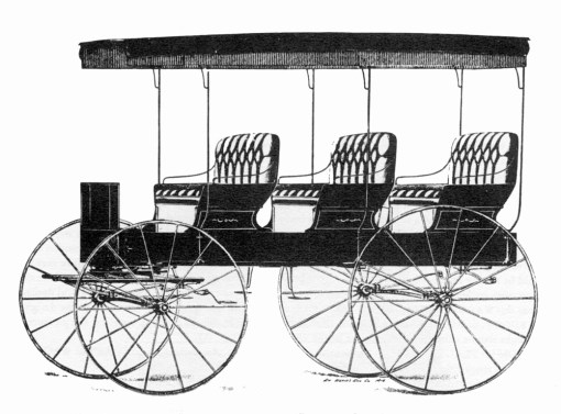 Elkhart summer resort wagon
