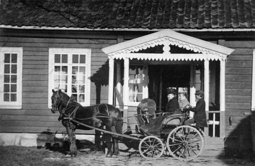Norway - ladies vehicles